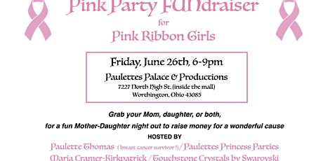 Pink Party FUNdraiser for Pink Ribbon Girls tickets