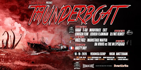 Thunderchurch Presents Thunderboat tickets
