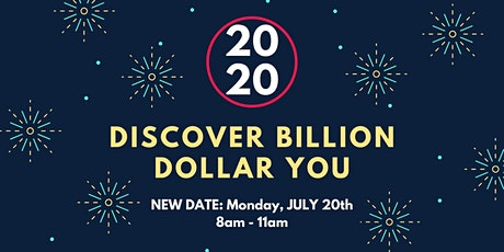 Discover Billion Dollar You tickets
