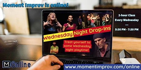 Moment Improv's Beginning Drop-in class tickets