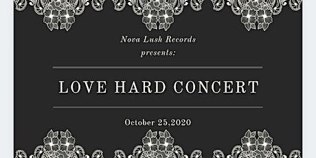 Love Hard Concert tickets