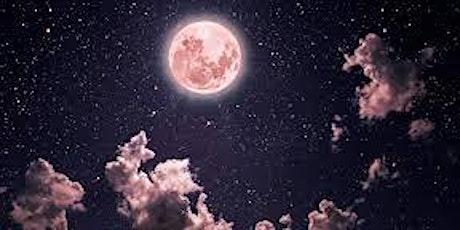 Virtual Pink Super Moon Meditation + Holy Fire Reiki Healing tickets