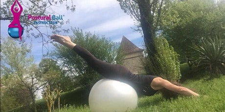 Cours de Postural Ball Live tickets