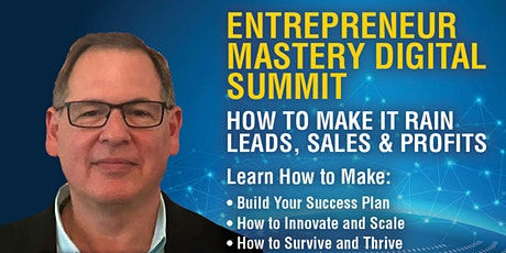 Entrepreneur Mastery Digital Workshop tickets
