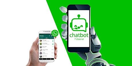 Curso Basico - ChatBot para vender en WhatsApp ingressos