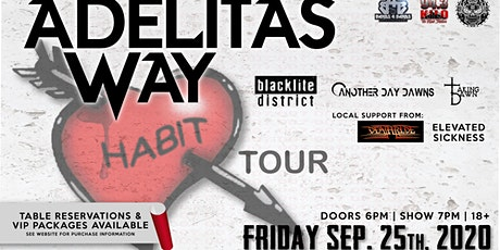ADELITAS WAY in Colorado Springs tickets