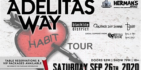 Adelitas Way  in Denver tickets