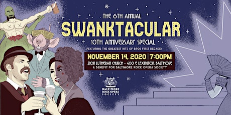 Swanktacular VI: 10th Anniversary Special tickets