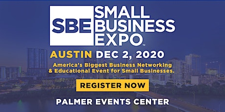 Small Business Expo 2020 - AUSTIN tickets