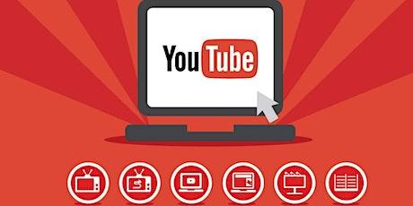 Curso Online de Youtube desde Cero - Como crear un canal profesional entradas