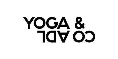 Fridays | yoga + sweet tunes tickets