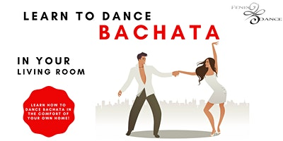 4 Week Bachata Dance Classes (Online)