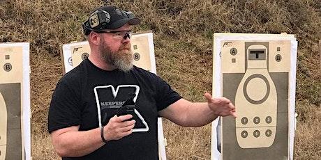 Essential Handgun Skills - TX tickets