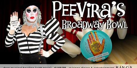 PeeVira's Broadway Bowl: Jagged Little Pill tickets