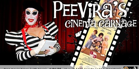 PeeVira's Cinema Carnage: 9 to 5 tickets