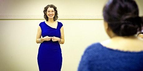 Be Bolder Bootcamp - ONLINE public speaking workshop tickets