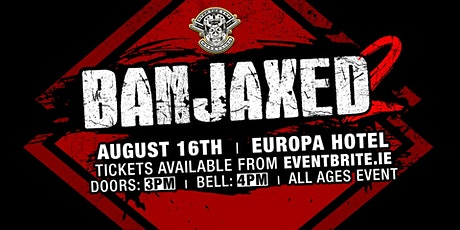 """Over The Top Wrestling Presents """"Banjaxed 2"""" tickets"""