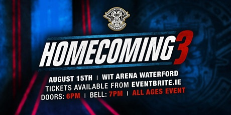 "Over The Top Wrestling ""HOMECOMING 3"" tickets"