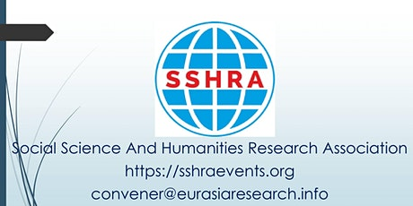 10th Singapore – International Conference on Social Science & Humanities (I tickets