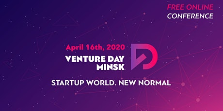 Venture Day Minsk Online Conference tickets