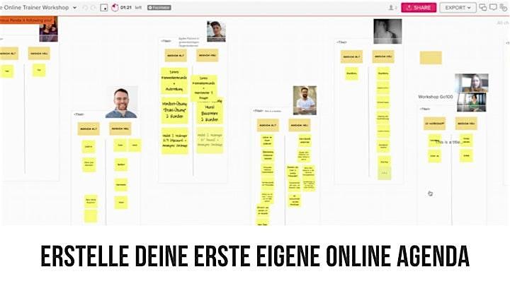 Der Online Trainer Workshop: Bild