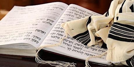 Curso Virtual: ¿De dónde salen y quién dicta las leyes judías? entradas