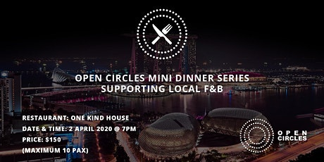Open Circles Curated Dinner Series tickets