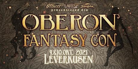 Oberon Fantasy Con Tickets