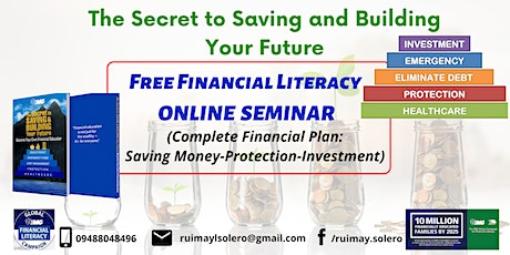 Free Online Financial Literacy Seminar: Building and Saving Your Future tickets
