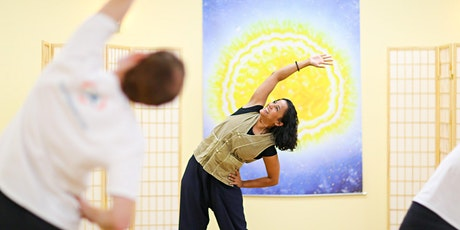 ONLINE Open Class: Free Energy Yoga and Tai Chi tickets