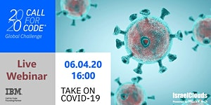 Call for Code Webinar: Fighting COVID-19 together