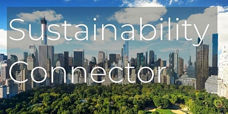 Sustainability Connector (Online Networking) tickets