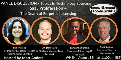 Topics in Technology Series – SaaS Proliferation