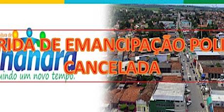CORRIDA DE EMANCIPAÇÃO POLITICA DE ALHANDRA/PB - 2020 ingressos
