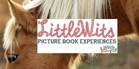 May 14 or 15: LittleWits via ZOOM! Picture-book experiences for ages 4-6 from LitWits tickets