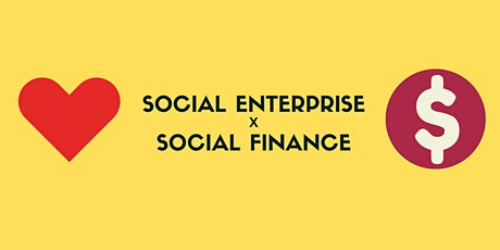 Social Enterprise x Social Finance tickets