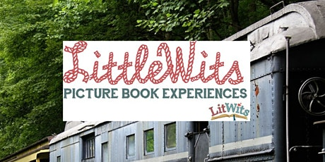 Apr 16 or 17: LittleWits via ZOOM! Picture-book experiences for ages 4-6 from LitWits tickets