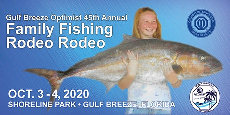 Gulf Breeze Optimist Club 45th Annual Family Fishing Rodeo tickets