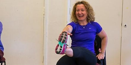 Mon 1pm Seated Exercise - Room n Zoom,  St Peters Hall, Henleaze, Bristol tickets