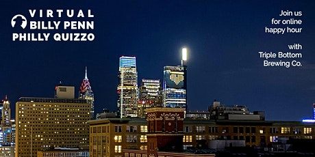 First ever *virtual* Billy Penn Philly Quizzo! tickets