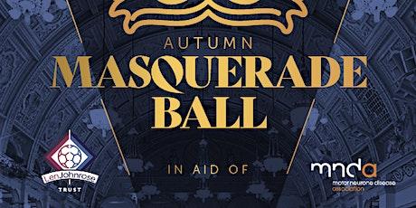 Autumn Masquerade Ball tickets