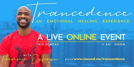 Transcendence - A Live Online Event tickets