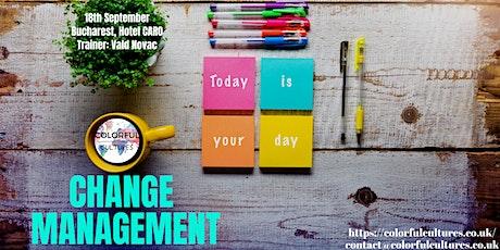 Change Management tickets