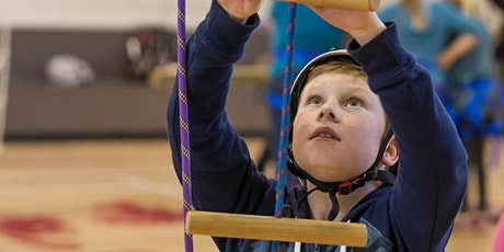 High Ropes Challenge - Morning Session tickets