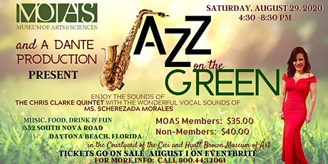 Jazz on the Green tickets