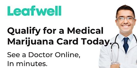 $79 DISCOUNTED MEDICAL MARIJUANA CERTIFICATION DRIVE tickets
