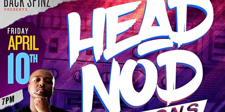 Head Nod Sessions #1: The Preview tickets