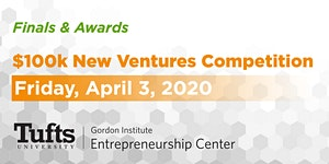 2020 Tufts $100k New Ventures Competition Finals &...