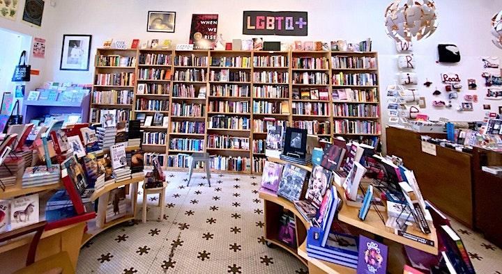 Bookstore Fundraiser: Myriam Gurba, Juli Delgado Lopera and Alexander Chee image