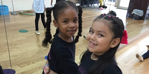 Creative Movement for Kids Ages 4-6